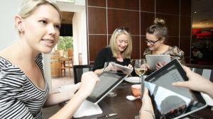 Sydney restaurant replaces menus with iPads