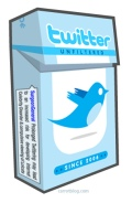 Twitter: addictive qualities for media, too.