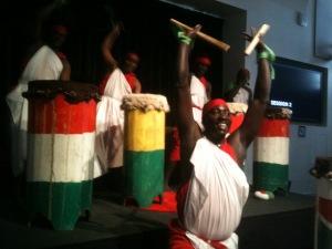 Burundi Community Drummers, TEDx Adelaide