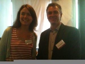 Michelle Prak & Ross Monaghan, #fro2011