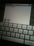 iPad typing is frustrating