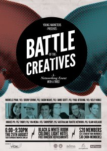 Battle of the Creatives