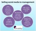 """Selling Social"" to management, Prakky"