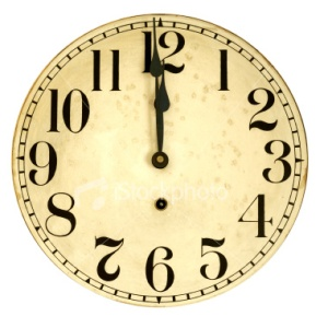 Time is a big factor in social media