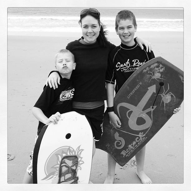 Instagram beach photo example 2