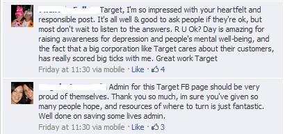 Target Australia on Facebook