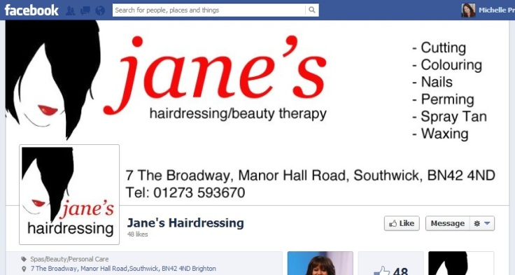 Facebook cover image three:  compliant? Or maybe not ...