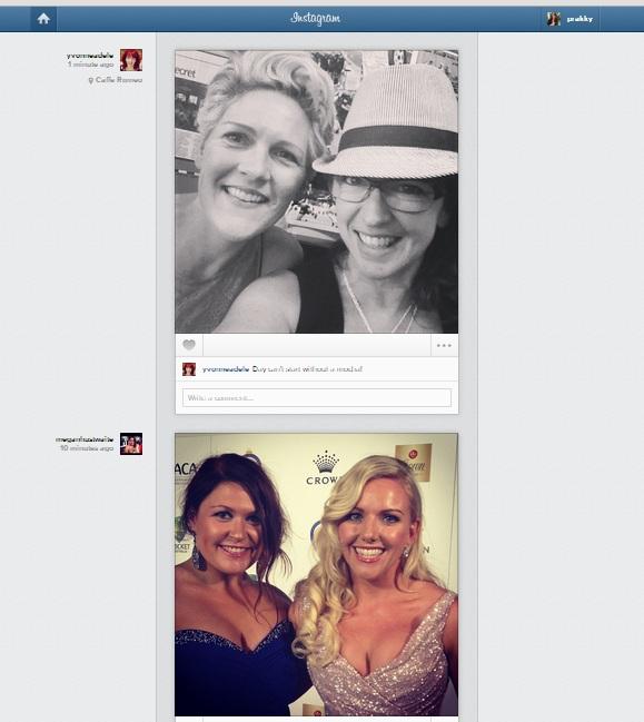 Prakky's Instagram feed on web