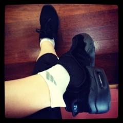 Prakky's Zumba shoes