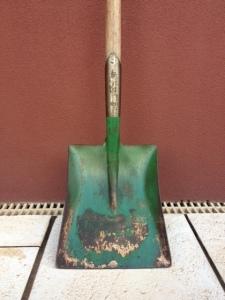 Prakky shovel