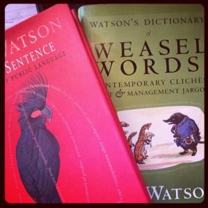 Don Watson books