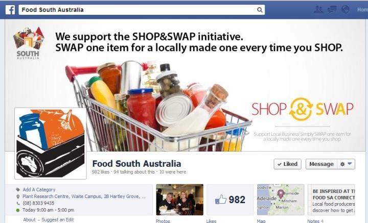 Food SA cover image
