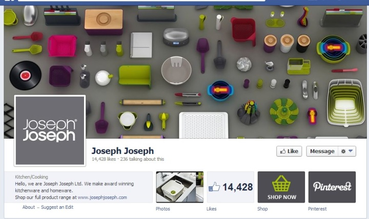 Joseph Joseph cover image