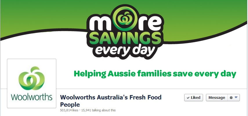 Woolworths cover image