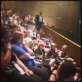 Speech crowd